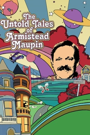 Poster The Untold Tales of Armistead Maupin 2017