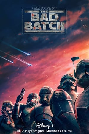 Image Star Wars: The Bad Batch