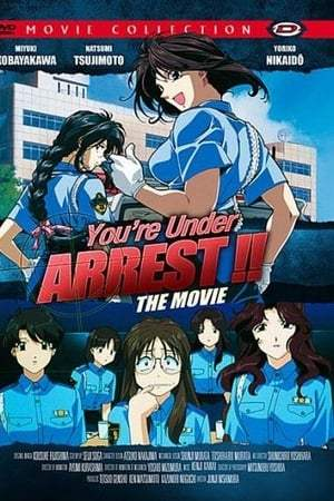 Image You're Under Arrest: The Movie