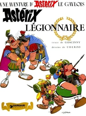 Image Asterix the legionary