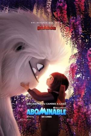 Poster Abominable 2019