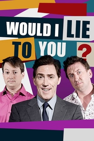 Poster Would I Lie to You? 2007