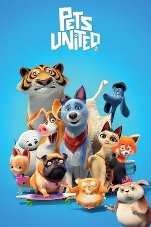Poster Pets United 2019