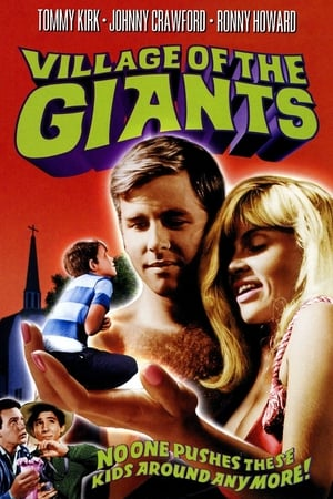 Poster Village of the Giants 1965