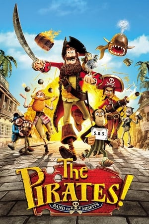 Image The Pirates! In an Adventure with Scientists!
