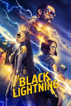 Poster Black Lightning Season 4 The Book of Reconstruction: Chapter Four 2021