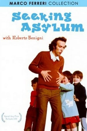 Image Seeking Asylum