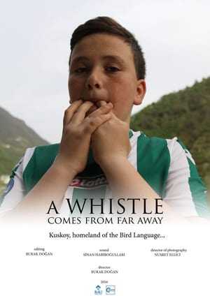 A Whistle comes from far away