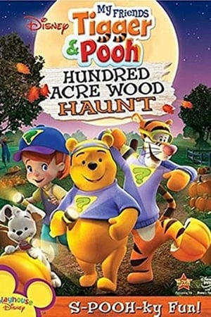 Image My Friends Tigger & Pooh: Hundred Acre Wood Haunt