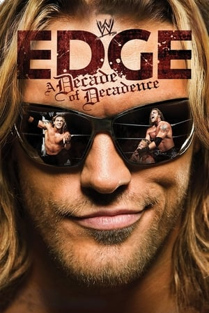 Image WWE: Edge: A Decade of Decadence
