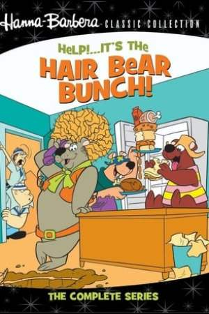 Image Help!... It's the Hair Bear Bunch!