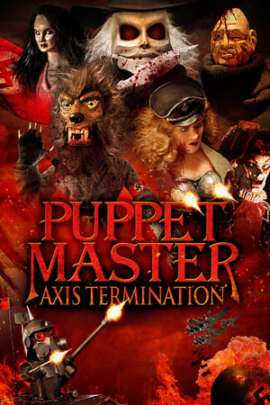 Image Puppet Master: Axis Termination