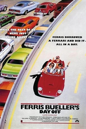 Image Who Is Ferris Bueller?