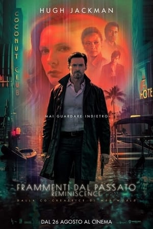 Poster Frammenti del passato - Reminiscence 2021