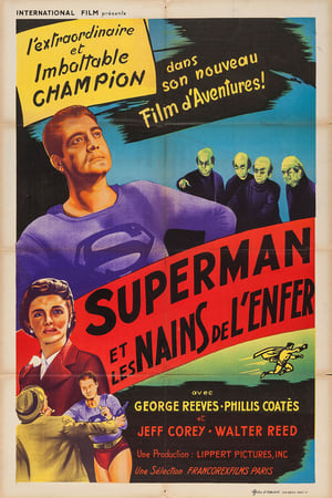 Image Superman et les Nains de l'Enfer