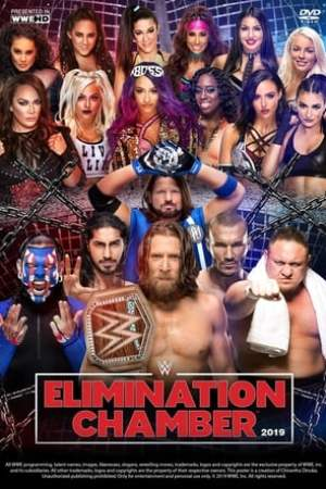 Image WWE Elimination Chamber 2019