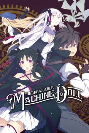 Image Unbreakable Machine-Doll