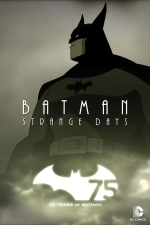 Image Batman : Strange Days