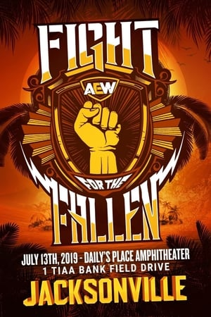 Image AEW Fight for the Fallen 2019