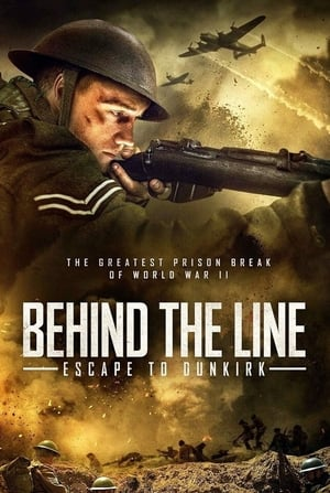 Ver Online Behind the Line: Escape to Dunkirk