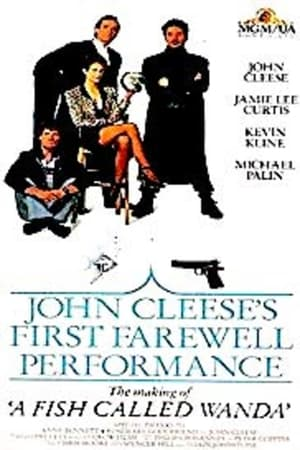 Image John Cleese's Final Farewell Performance