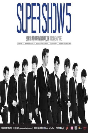 Image Super Junior World Tour - Super Show 5