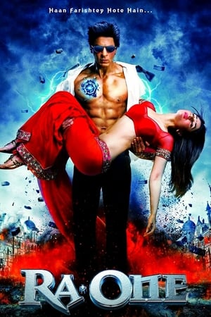 Poster Ra.One 2011