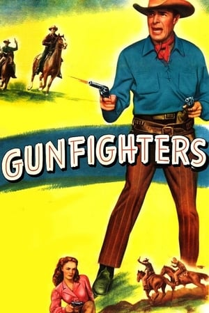 Poster Gunfighters 1947