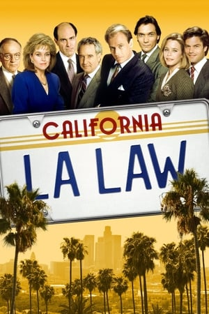 Poster L.A. Law 1986