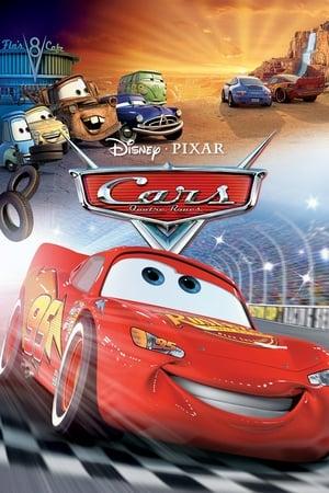 Film Cars: Quatre roues en streaming