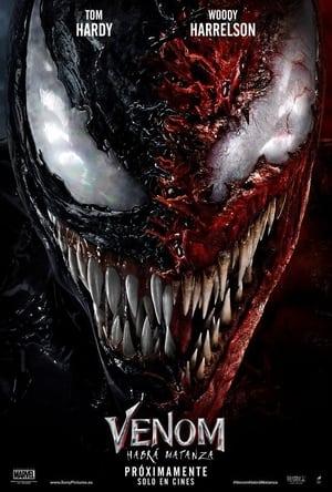 Venom: Habrá Matanza poster
