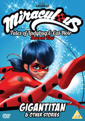 Image Miraculous: Tales of Ladybug and Cat Noir - Gigantian & Other Stories
