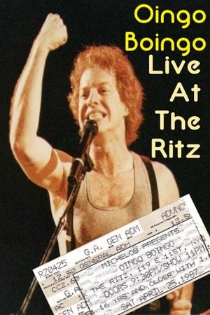 Image Oingo Boingo: Live At The Ritz