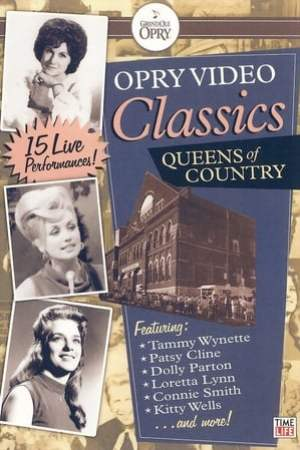 Image Opry Video Classics: Queens of Country