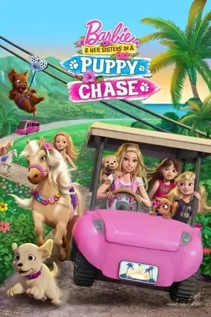 Image Barbie & Her Sisters in a Puppy Chase