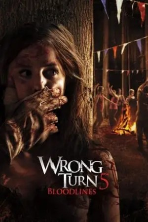 Poster Wrong Turn 5: Bloodlines 2012