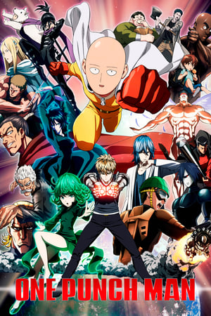 Poster One-Punch Man 2015