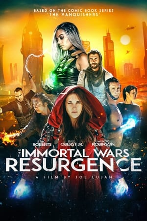 Image The Immortal Wars: Resurgence