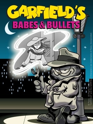 Image Garfield's Babes and Bullets