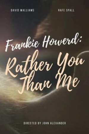 Image Frankie Howerd: Rather You Than Me