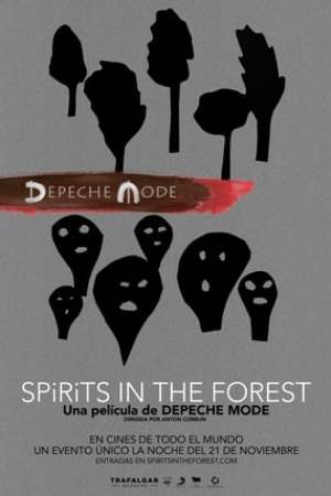Image Spirits in the Forest