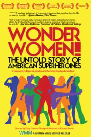 Image Wonder Women!: The Untold Story of American Superheroines