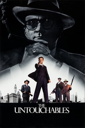 Poster The Untouchables 1987