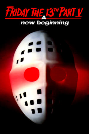 Poster Friday the 13th: A New Beginning 1985