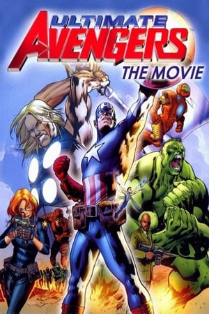 Poster Ultimate Avengers: The Movie 2006