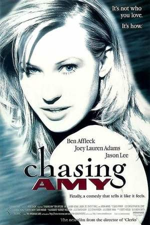 Image Tracing Amy: The Chasing Amy Doc