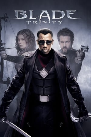 Poster Blade: Trinity 2004