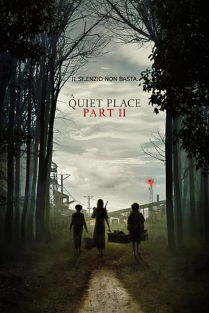 Poster A Quiet Place II 2021