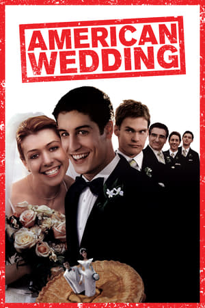 Poster American Wedding 2003