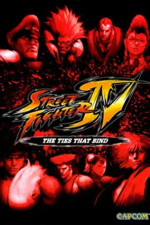 Image Street Fighter IV: The Ties That Bind